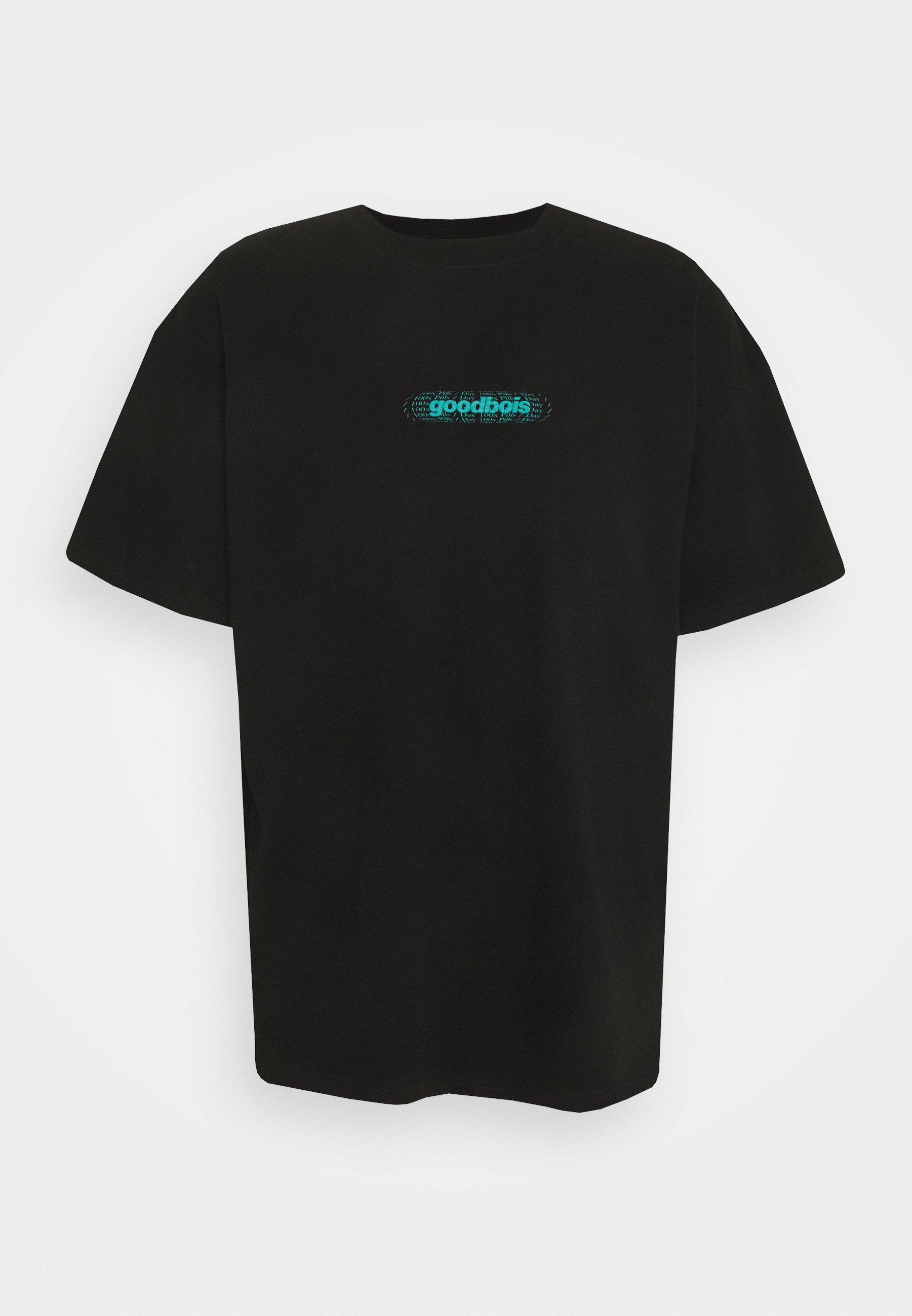 Men PILLS OVERSIZE - Print T-shirt