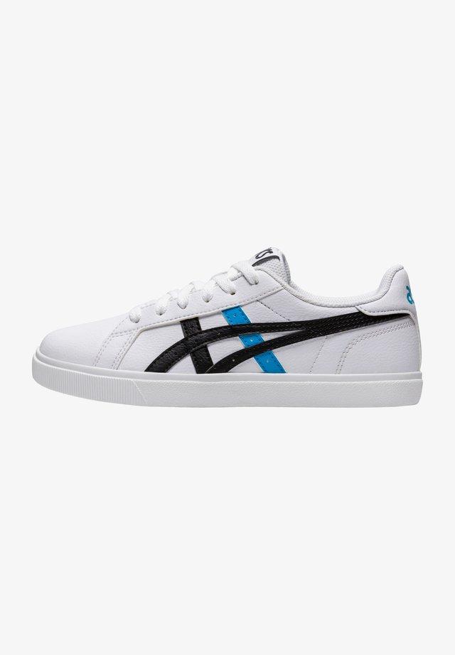 Sneakers laag - white/aizuri blue