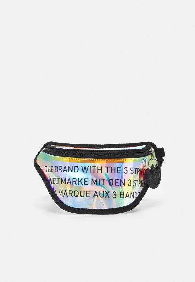 WAISTBAG UNISEX - Ledvinka - transparent