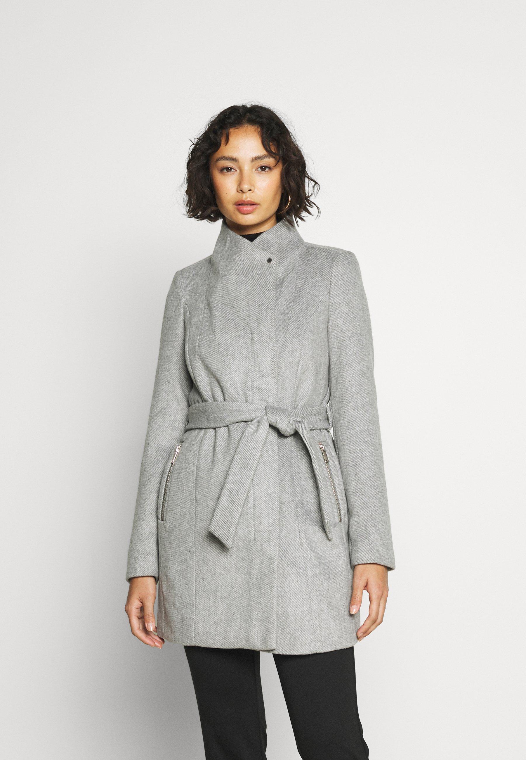Women VMTWODOPE BELT JACKET - Light jacket