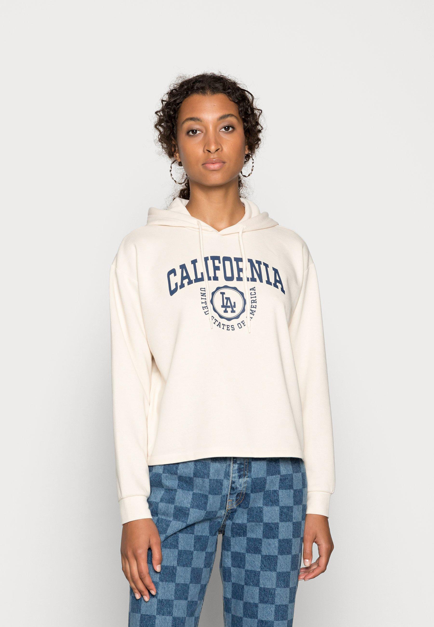 Women ONLCOMFY LIFE HOOD  - Sweatshirt