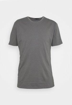CARLO - Jednoduché triko - grey