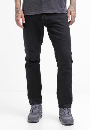 MICHIGAN - Jeans Straight Leg - black