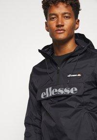 Ellesse - BERTOLETI JACKET - Training jacket - black - 3