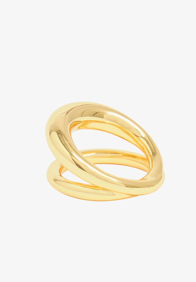 DOUBLE BAND  - Ring - gold