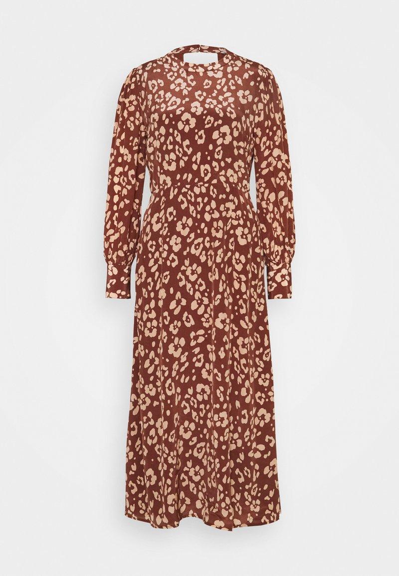 Lily & Lionel - SARAH DRESS - Denní šaty - mahogony