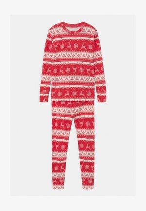 BOY - Pyjama set - modern red