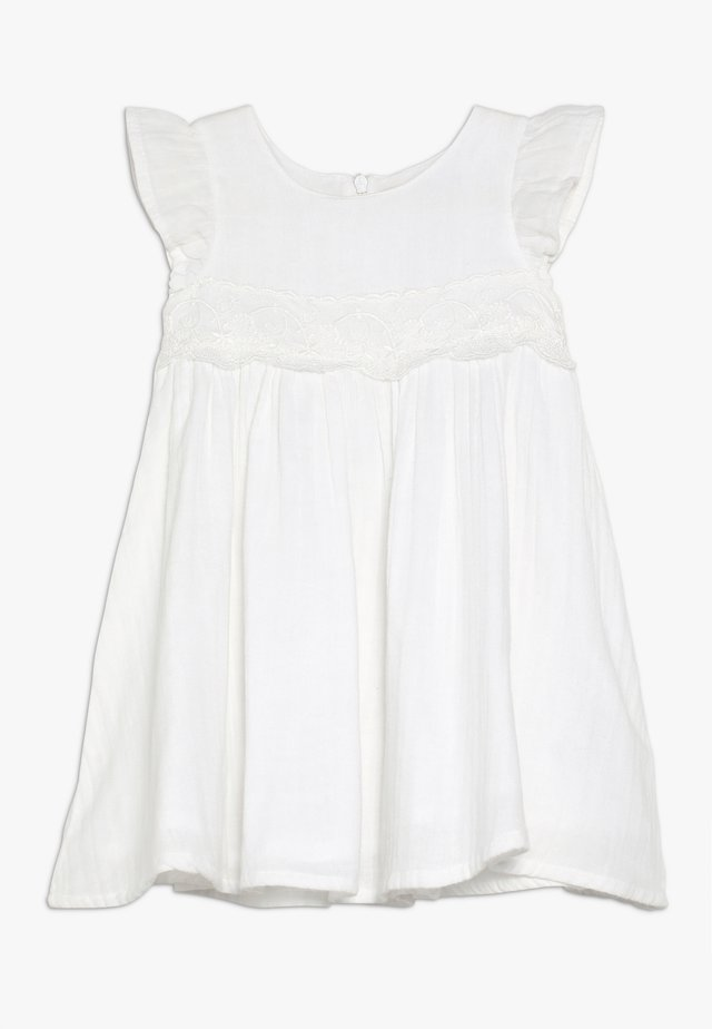 SET - Denní šaty - offwhite