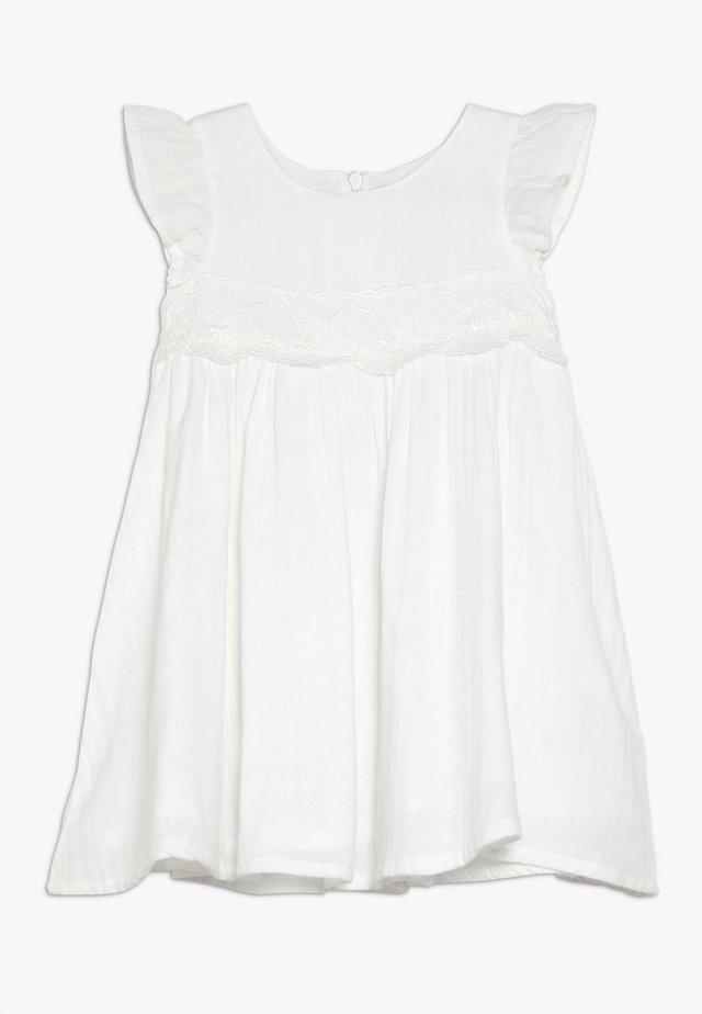 SET - Korte jurk - offwhite