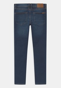 Name it - NKMTHEO  - Slim fit jeans - dark blue denim - 1