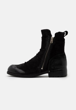 SHIELD - Classic ankle boots - nero
