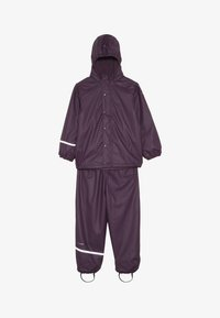 CeLaVi - RAINWEAR SET - Vodotěsná bunda - blackberry wine - 4