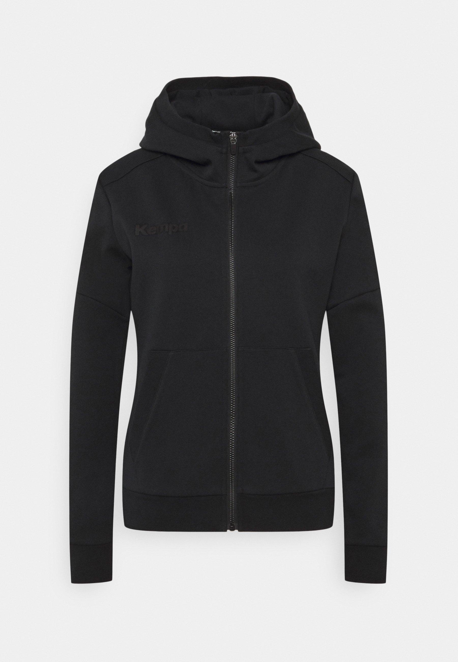Women STATUS HOOD JACKET WOMEN - Zip-up sweatshirt