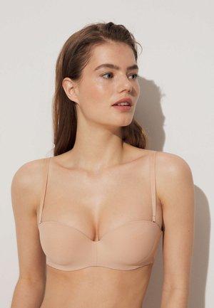 Push-up bra - nude
