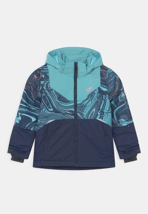 JEBEL UNISEX - Snowboard jacket - dark blue