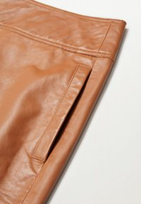 Violeta by Mango - A-line skirt - mittelbraun - 5