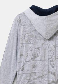 Desigual - MARVEL - Zip-up sweatshirt - black - 3
