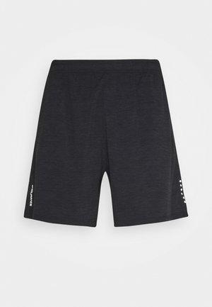 VANCLAUSE  - Pantaloncini sportivi - black melange