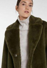 SET - Classic coat - ivy green - 3