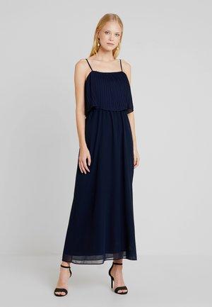 LEONIE - Společenské šaty - bleu marine