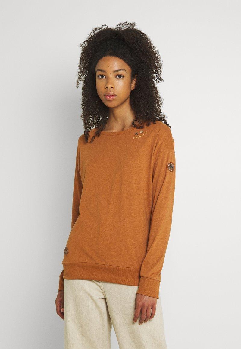 Ragwear - NEREA - Long sleeved top - cinnamon