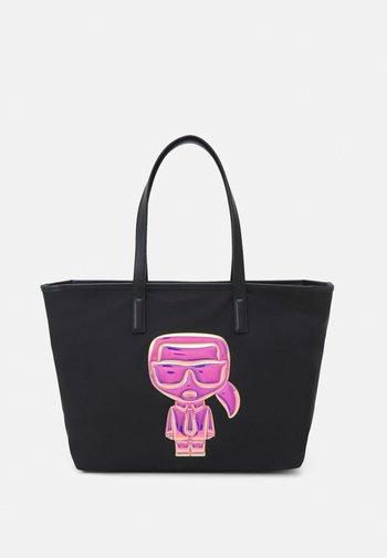 IKONIK BALLOON - Handbag - black