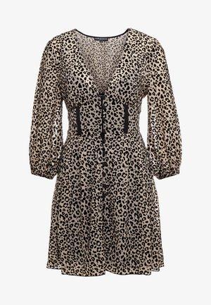 BECKY DRESS  - Day dress - leopard
