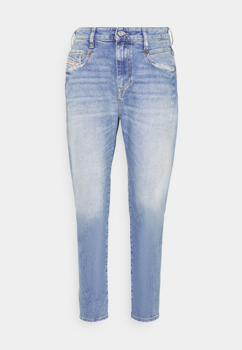 Diesel - D-FAYZA - Relaxed fit jeans - indigo