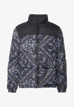 DAVISPAISLEY - Winterjacke - black/navy