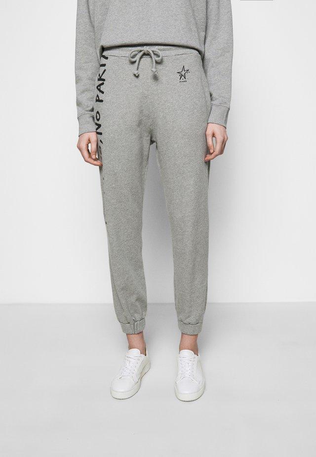 ENOLOGIA - Spodnie treningowe - grey
