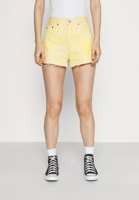 Levi's® - 501® ORIGINAL - Denim shorts - in the flan - 0