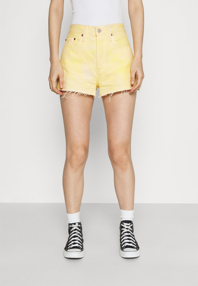 501® ORIGINAL - Denim shorts - in the flan