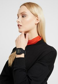 adidas Originals - ARCHIVE - Digital watch - all black - 1