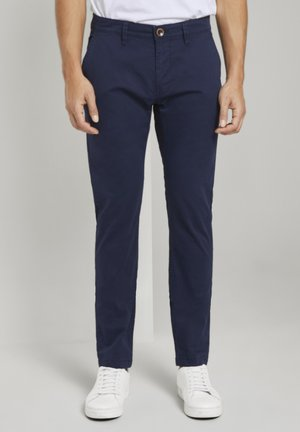 Chinos - diving navy blue