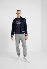 EA7 Emporio Armani - Sweatshirt - dark blue - 1