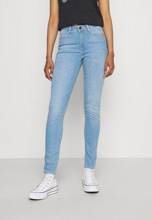 SCARLETT HIGH - Jeans Skinny Fit - flight