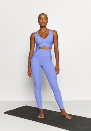 LUXE TAILORING - Gym suit - royal pulse/aluminum