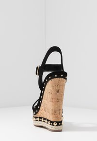 Steve Madden - MAURISA - High heeled sandals - black - 5
