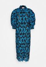 BARBARA - Shirt dress - pacific blue