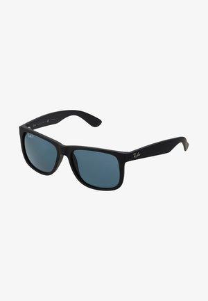 JUSTIN - Solglasögon - dark blue polar/black
