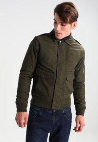 Schott - AIR - Winter jacket - olive - 2