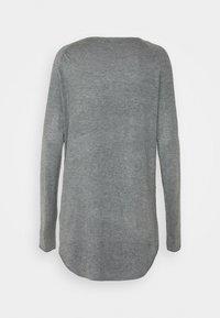 ONLY Tall - ONLMILA LONG - Jumper - medium grey melange - 1
