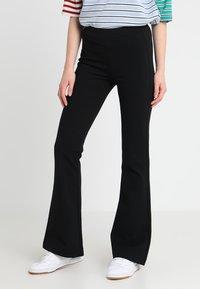 Vero Moda - VMKAMMA - Trousers - black - 0