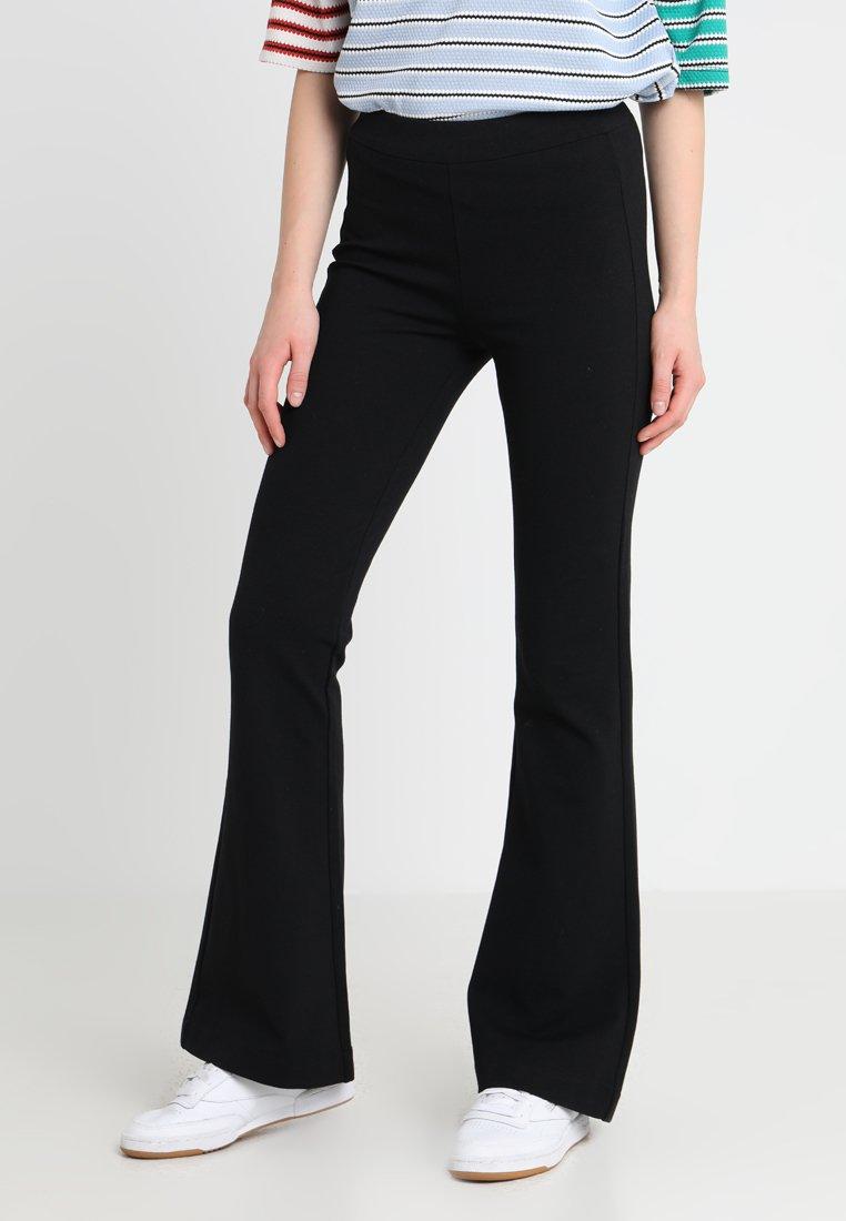 Vero Moda - VMKAMMA - Trousers - black
