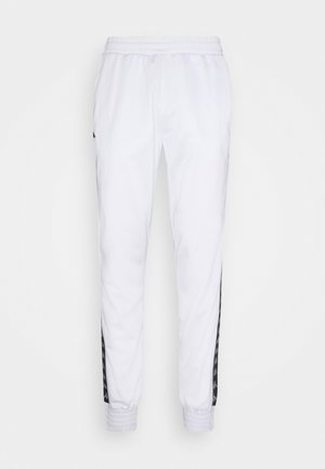 HELGE PANT - Tracksuit bottoms - bright white