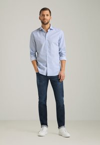Baldessarini - Slim fit jeans - blue buffies - 1