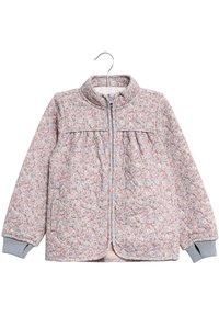 Wheat - THILDE - Winter jacket - dusty dove flowers - 1
