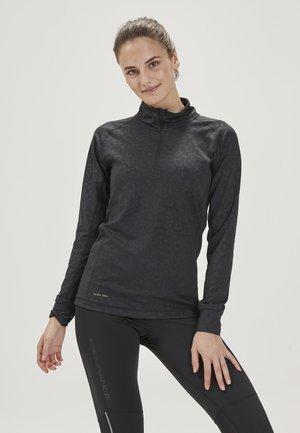 IVYNIE - Sports shirt - black