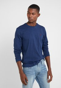 Polo Ralph Lauren - Long sleeved top - monroe blue heath - 0