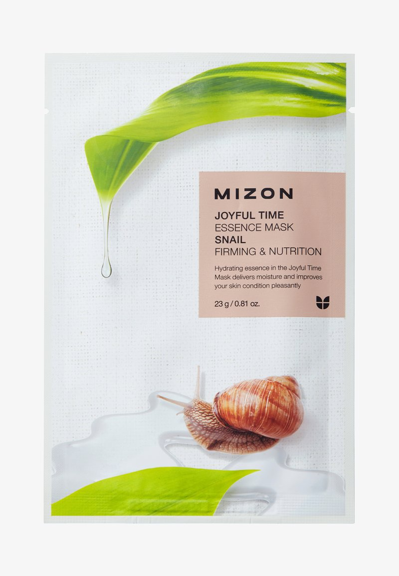 Mizon - JOYFUL TIME ESSENCE SNAIL 4 MASKS PACK - Skincare set - -